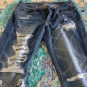 American Eagle Outfitters Jeans - Boyfriend Jeans